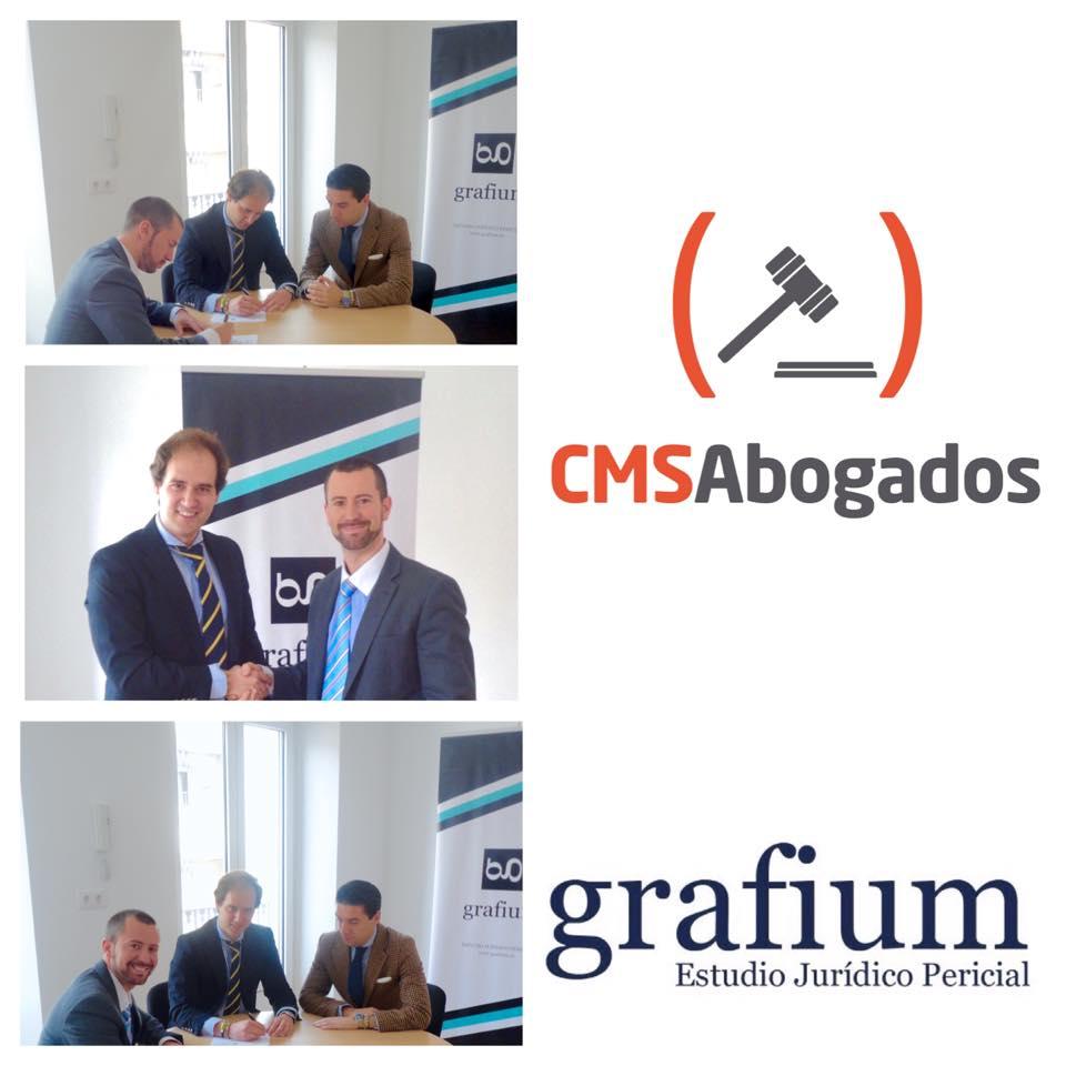 CONVENIO DE COLABORACIÓN GRAFIUM & CMS ABOGADOS
